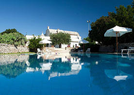 Apulia 8 apts with pool Masseria Torre Rosa