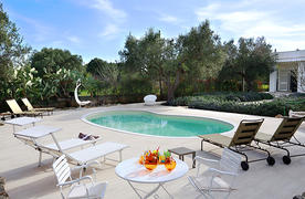 Apulia Holiday home with pool Villa Divina