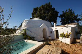 Apulia Holiday home with pool La Torretta