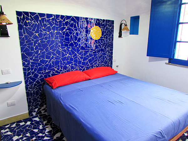 Holiday apartments with seaview: I Mosaici - Puglia-Ferien.de